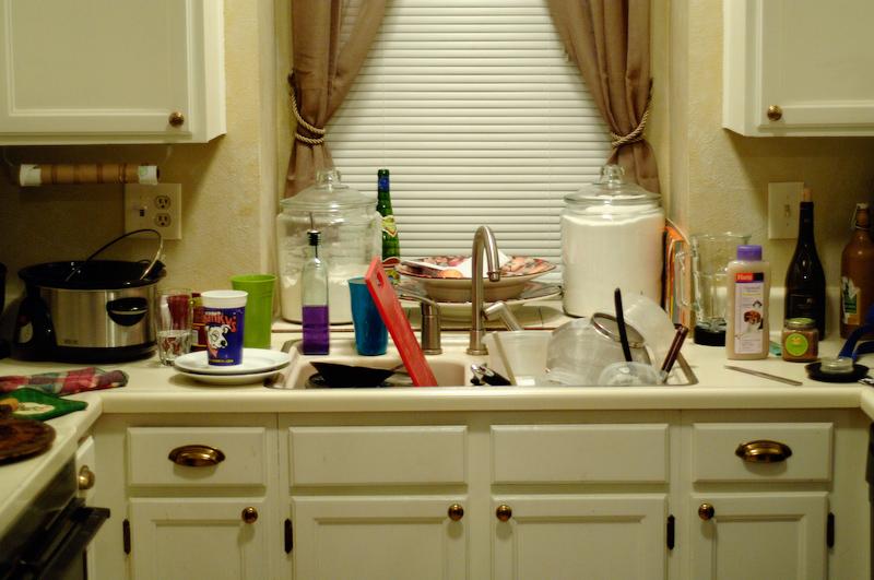 Superior Dirty Kitchen